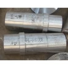 Forged steel teeth shaft