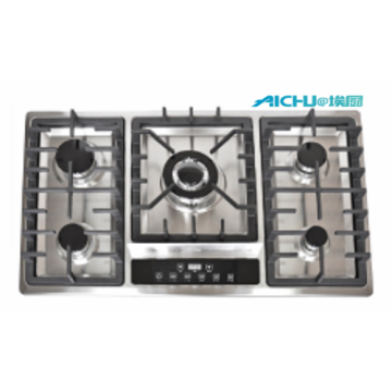 Built In Toucheced Hob Gas Stove