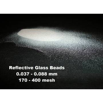 Microspheres Glass Reflective