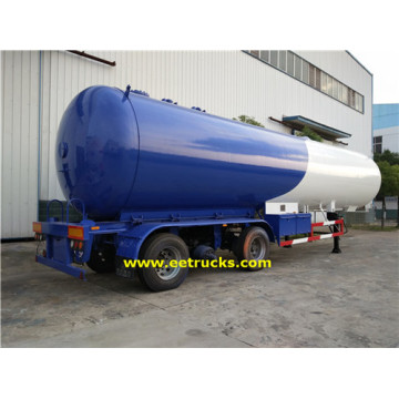 3 axle 14000 Gallon Propane Trailer Tankers