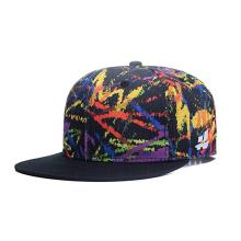 Galaxy 3D Printed Adjustable Unisex Hip Hop Snapback  Hats
