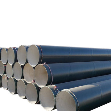 3pe Round Erw Steel Pipes