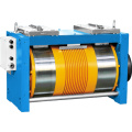 Ø410 Gearless Elevator Traction Machine With Converter 3 Phase 400V