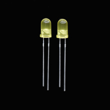 5mm Diffused Yellow LED