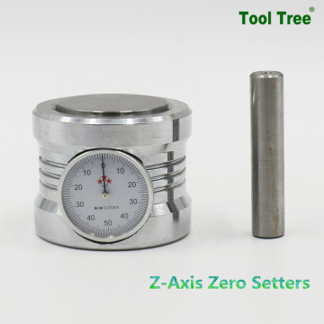 High Precision Z-Axis Scale Zero Setter with magnetic