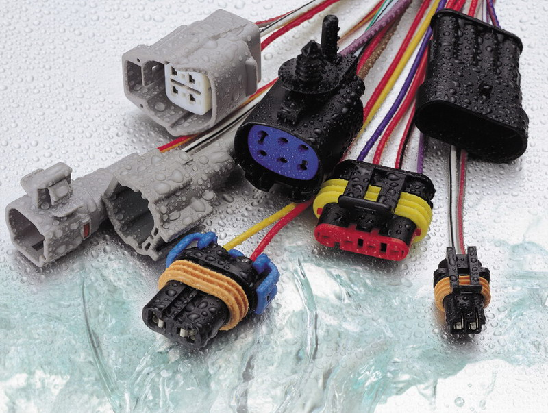 1005 Water Proof Connectors For Automobile