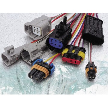 auto wiring connector parts