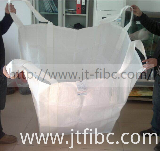 Cylinder Fabric Fibc Jumbo Bag 1000kg