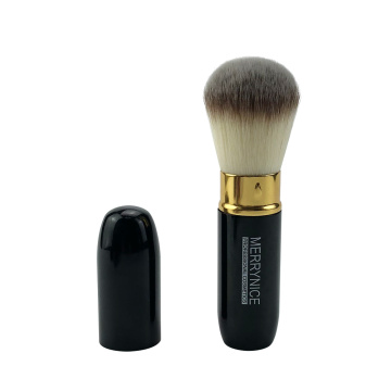 Handy retractable Makeup Brush