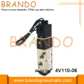 5/2 Way 4V110-06-DC24V 1/8'' Pneumatic Solenoid Valve