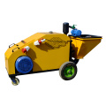 Concrete Cement Plaster Spraying Machine