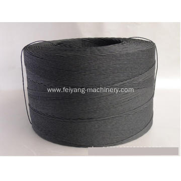 black color paper cord