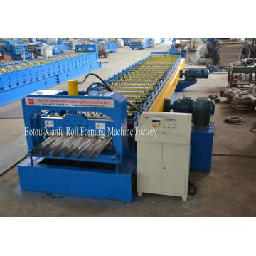 Color Steel Roof And Floor Tile Making Machine