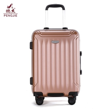 ABS Hard Shell Trolley Luggage for Business Travel