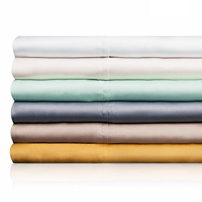310tc woven tencel cotton pillowcase 1