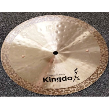 ODM for B20 Splash Cymbal Wholesale Effect Cymbals Double Overlapping Cymbals supply to British Indian Ocean Territory Factories