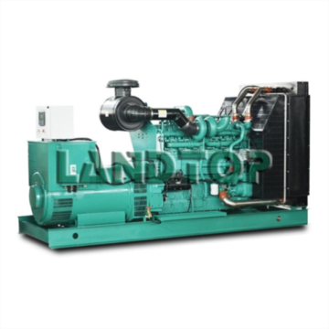 LANDTOP Diesel Generator 100kva with Cummins Engine Price