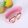 Silicone Pink Coffee Cup Sleeve Travel Mug Sleeve