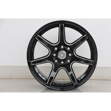 Milling Lip 16inch 6spoke Aluminum Tuner wheel