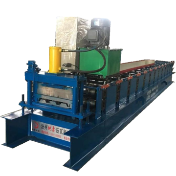 Colored Steel Siding Wall Panel Machine