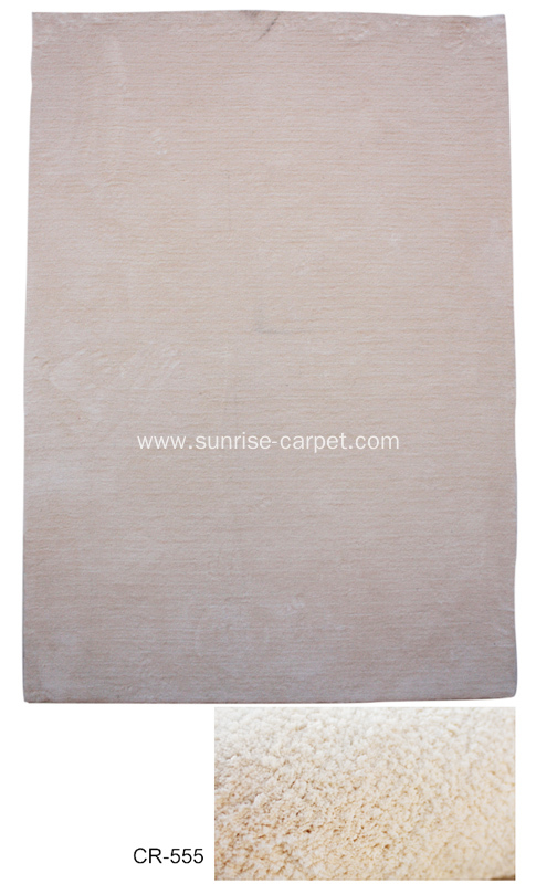 Microfiber Carpet with short pile