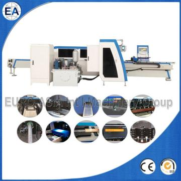 Busbar Punching And Cutting Machine