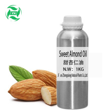 sweet almond oil carrier for essential oils