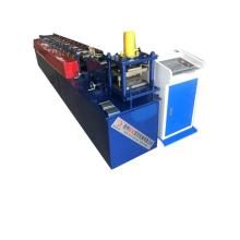 Roll shutter door forming machinery