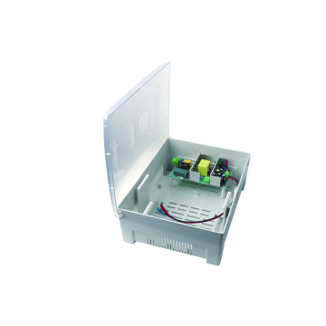 Plastic Power Supply with Backup 17AH BAT