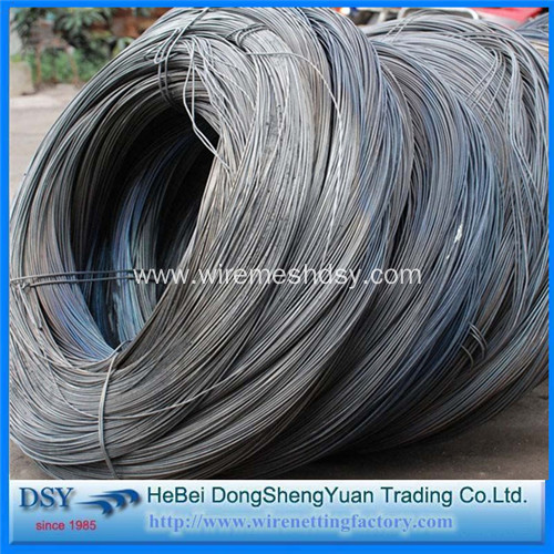 Cheap Price 18 Gauge Black Annealed Wire