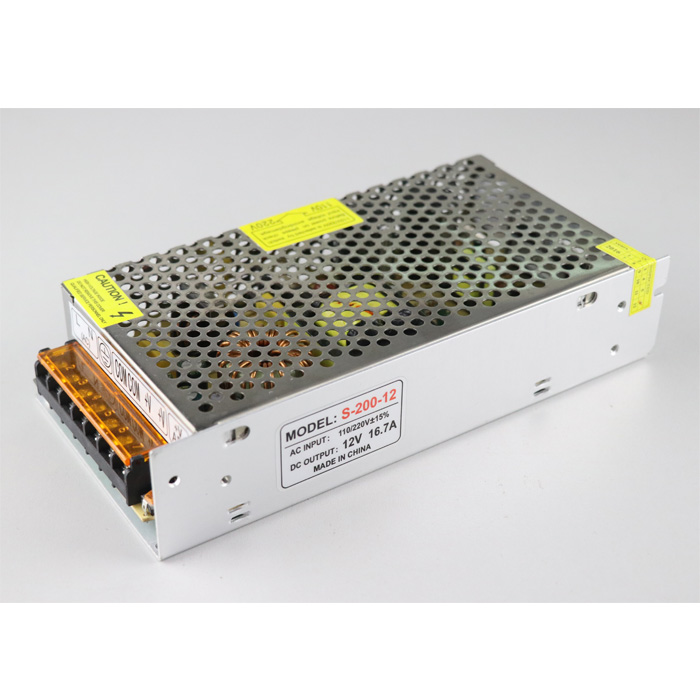 12v 16.7a power supply