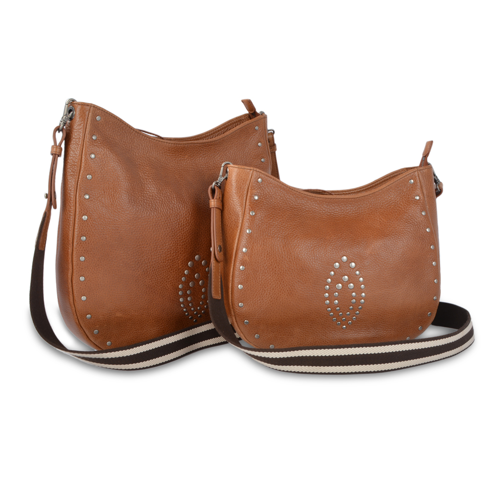 popular famous cow leather crossbody bags