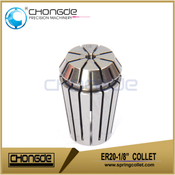 "ER20 1/8"" Ultra Precision ER Collet"