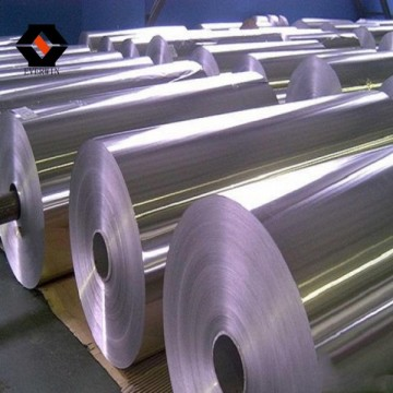 1/2/5/9/11/12 /14/100 Micron Alcan Thickness Aluminum Foil