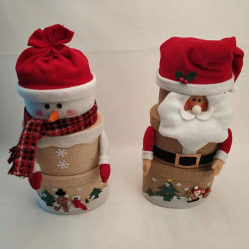 Christmas Halloween Gift Candy Box Handmade Decoration