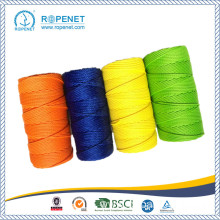 Good Quality for  Colorful Polyester Twisted Twine with Reasonable Price export to Seychelles Factory