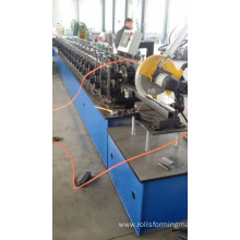 Good Quality for Shutter Slat Roll Forming Machine Mute Orbit Roll Foming Machine export to Colombia Manufacturers
