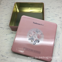 Good Quality for Rectangular Tin Containers Hot sales Rectangular tin containers supply to Italy Exporter