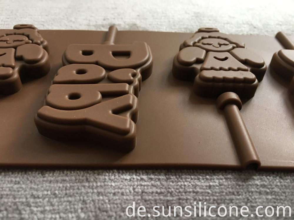 Chocolate Mold Silicone
