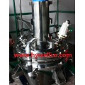 Amber Powder Conical Vacuum Dryer
