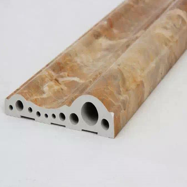 Hot Sale Interior Wall PVC Moulding With Good Price