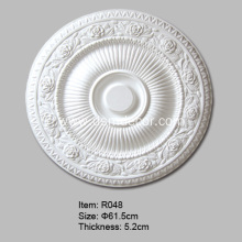 China Exporter for Foam Ceiling Medallions Ceiling Medallion with Rose Design export to Spain Importers