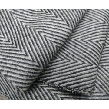 High Quality Wool Woven Belnd Fabric