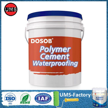 China Supplier for Waterproof Paint For Bathroom Waterproof basement concrete wall coatings supply to Japan Manufacturers