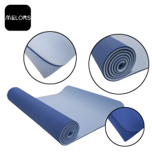OEM Customized for Non Slip Tpe Yoga Mat Yoga Kit TPE Yoga Mats Fitness supply to France Suppliers