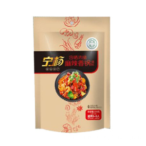 Selenium-enriched spicy incense pot seasoning