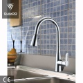 new design brass wall kitchen faucet kitchen sink water tap