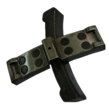 Cheap for Cast Iron Machinery Parts Railway Cast Iron Train Brake Blocks supply to Netherlands Manufacturers
