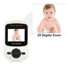 Lcd Display Audio Digital Infant Baby Monitor