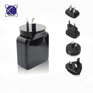 5V 2A wall plug mobile phone charger